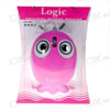 Logic Cute Baby Fish USB Optical Mouse